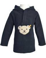 Steiff Sweatshirt fleece BASIC marine 0006863-2560