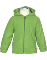 Steiff Fleecejacke m. Kapuze SAILING TOUR meadow green 6913573-5560