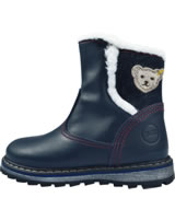 Steff Leather winterboots GRACIEE blue