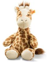 Steiff Giraffe Girta 28 cm hellbraun gefleckt 068157