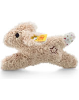 Steiff Mini bunny with rustling foil and rattle beige 240683
