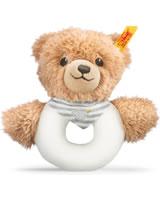 Steiff grip toy sleep well bear grey 12 cm 239939