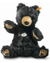 Steiff Grizzly Bear Josey 27 cm black sitting 113291