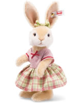 Steiff Rabbit Girl 21 cm mohair cream 006500