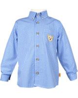 Steiff Shirt long sleeve SAILING TOUR nautical blue 6913513-3009