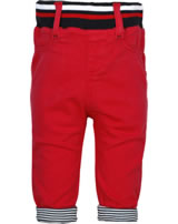 Steiff Pants BEAR CREW tango red 2012109-4008