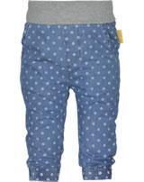 Steiff Pantalon MODERN  MARITIME black iris 001912416-3032