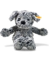 Steiff Hund Taffy 20 cm grau meliert Soft Cuddly Friends 083631