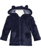 Steiff Jacke mit Bären-Ohren Kapuze COSY BLUE patriot blue 1921329-6033