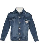 Steiff Jeans-Jacket GO BEAR GO ensign blue 2011412-6051