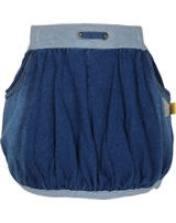 Steiff Jeans skirt COLORFUL WINTER blue denim 6843105-0013