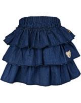 Steiff Jeans skirt CONFETTI blue denim 6913215-0013