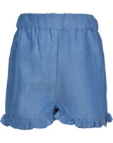 Steiff Jeans-Shorts BEAR AND CHERRY colony blue 2013215-6052