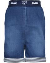 Steiff Jeans-Shorts BEAR CREW ensign blue 2012144-6051