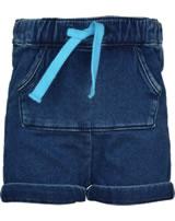 Steiff Jeans-Shorts SAFARI BEAR ensign blue 2013114-6051
