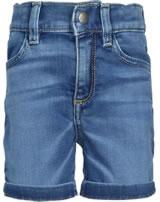 Steiff Jeans-Shorts SAFARI BEAR ensign blue 2013309-6051