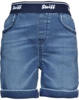 Steiff Jeans-Shorts SEA BEAR colony blue 2012410-6052