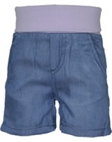 Steiff Jeans-Shorts SUMMER BRIGHTS forever blue 001913419-6027