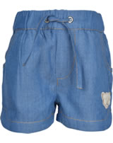 Steiff Jeans-Shorts SWEET CHERRY colony blue 2013409-6052