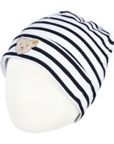 Steiff Jersey-Mütze AHOI MINI! steiff navy 2012514-3032