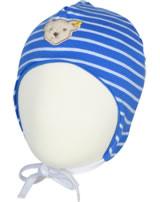 Steiff Jersey-Mütze SAFARI BEAR skydiver 2013117-6040