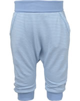Steiff Jogging-Hose Jersey SUMMER COLORS baby blue 6916726-3023
