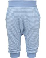Steiff Jogging Pants SUMMER COLORS baby blue 6916726-3023