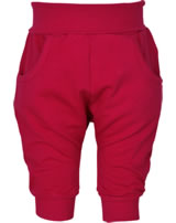 Steiff Jogging-Hose LOVELY REDS jester red 6842126-2120
