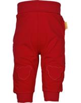Steiff jogger Joggingpants AHOI BABY tango red 2012210-4008