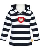 Steiff Kapuzen-Sweatshirt AHOI BABY steiff navy 2012238-3032