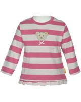 Steiff Kapuzen-Sweatshirt BEAR IN MY HEART fruit dove 2011123-2203