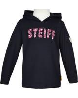 Steiff Hooded sweatshirt HEARTBEAT steiff navy 2011317-3032