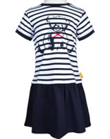 Steiff Dress short sleeve AHOI MINI! steiff navy 2012511-3032