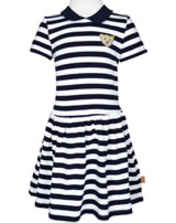 Steiff Dress short sleeves NAVY KIDS Mini Girl marine 6833208-3032