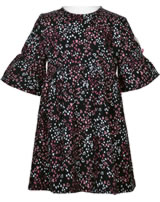 Steiff Dress long sleeve HEARTBEAT black iris 2011312-3032