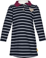Steiff Dress long sleeve BLUEBERRY HILL black iris 1922609-3032