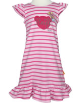 Steiff Dress short sleeves WILDFLOWERS stripe 6913128-0001