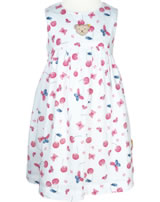 Steiff Dress  SWEET CHERRY bright white 2013413-1000