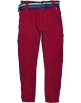 Steiff Corduroy pants CLASSIC BLUE jester red 6843614-2120