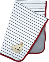 Steiff Blanket LITTLE PIRAT marine 6832530-3032