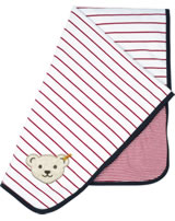 Steiff Blanket LITTLE PIRAT tango red 6832530-2016