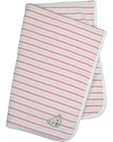 Steiff Blanket WELLNESS GOTS sea pink 1922404-3014