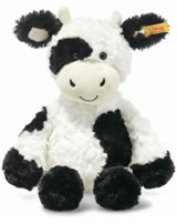 Steiff cow Cobb 30 cm white/black 073663