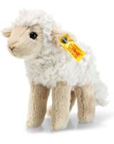 Steiff Lamm Flocky 15 cm creme/beige stehend 073090