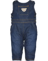 Steiff Latzhose Jeans BLUE WINTER kentucky blue 1922117-6020