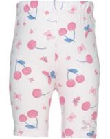 Steiff Leggings BEAR AND CHERRY barely pink 2013210-2560