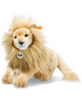 Steiff lion Leo 30 cm blond couché 064005