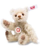Steiff Mini Teddybär Dicky 10 cm Mohair blond 006449