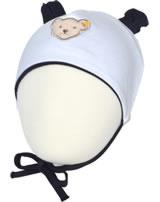 Steiff Mütze mit Ohren SPECIAL DAY bright white 1923112-1000