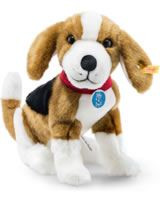 Steiff Nelly the Beagle 28 cm braun 355028